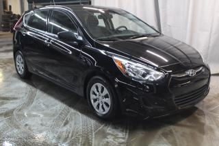 Used 2017 Hyundai Accent LE (A/C,BAS KILO SEULEMENT 38500 KM !!) for sale in St-Constant, QC