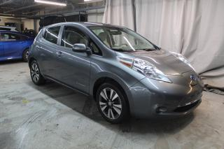 Used 2015 Nissan Leaf Sv (NAV,MAGS,SIEGES CHAUFFANTS) for sale in St-Constant, QC