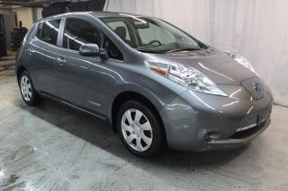 Used 2017 Nissan Leaf S ( QUICK CHARGE ) for sale in St-Constant, QC