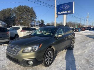 Used 2015 Subaru Outback Familiale 5 portes 2.5i avec groupe **li for sale in Victoriaville, QC