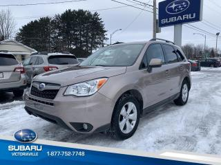 Used 2014 Subaru Forester 2.5i AWD ** TOURING ** TOIT OUVRANT for sale in Victoriaville, QC