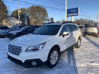 Used 2016 Subaru Outback 2.5i groupe **Tourisme** CVT for sale in Victoriaville, QC