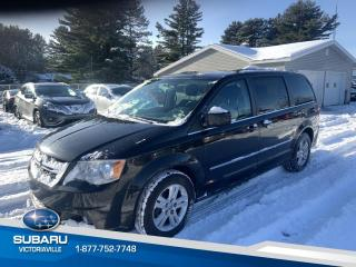 Used 2013 Dodge Grand Caravan Dodge Grand Caravan 2013 **CREW** for sale in Victoriaville, QC