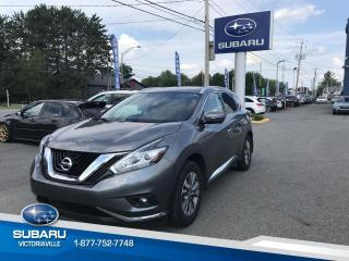 Used 2015 Nissan Murano AWD ** SL ** CUIR, TOIT OUVRANT ++ for sale in Victoriaville, QC
