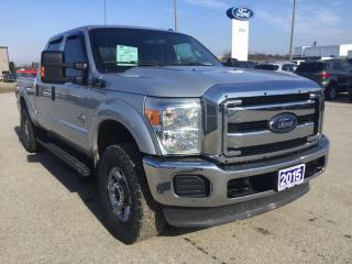 Used 2015 Ford F-250 XLT | 4X4 | Skid Plates for sale in Harriston, ON
