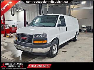 Used 2019 GMC Savana 2500 V6 allonge LIQUIDATION MAJEURE for sale in Blainville, QC