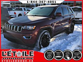 Used 2018 Jeep Grand Cherokee LAREDO 4X4, CLIMATISATION DEUX ZONES for sale in Jonquière, QC