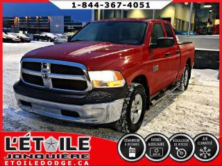 Used 2013 RAM 1500 1500 SXT QUAD V8, DEMARREUR A DISTANCE, for sale in Jonquière, QC
