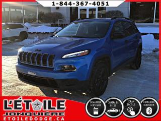 Used 2018 Jeep Cherokee ALTITUDE 4X4, DEMARREUR A DISTANCE,A/C for sale in Jonquière, QC