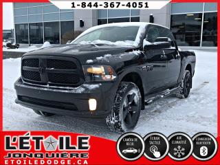 Used 2018 RAM 1500 EXPRESS CREWCAB 4X4 V8, CAMERA DE RECUL, for sale in Jonquière, QC