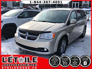 Used 2014 Dodge Grand Caravan SXT 30 IEME ANNIVERSAIRE, DEMARREUR A DI for sale in Jonquière, QC