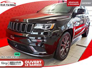 Used 2019 Jeep Grand Cherokee *OVERLAND*4X4*CAMÉRA*CUIR*TOIT* for sale in Québec, QC