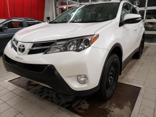Used 2014 Toyota RAV4 *LIMITED*CAMÉRA*CUIR*CRUISE* for sale in Québec, QC