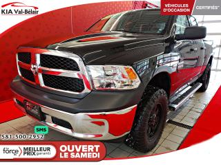Used 2016 RAM 1500 *ST*QUAD CAB*AWD*CAISSE DE 6.4P*HEMI 5.7 for sale in Québec, QC