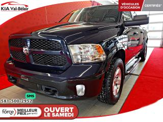 Used 2015 RAM 1500 *OUTDOORSMAN*DIESEL*4 PORTES*AWD* for sale in Québec, QC