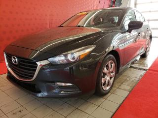 Used 2018 Mazda MAZDA3 Sport *GX*CAMÉRA*CRUISE*AIR* for sale in Québec, QC