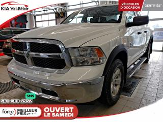 Used 2013 RAM 1500 *ST*CABINE CLUB*AWD*4 PORTES*CRUISE* for sale in Québec, QC