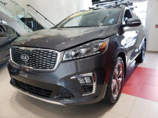 Used 2019 Kia Sorento *SX*AWD*GPS*CUIR* for sale in Québec, QC