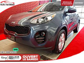Used 2019 Kia Sportage *LX*AWD*CAMÉRA*BLUETOOTH*CRUISE* for sale in Québec, QC
