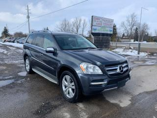 Used 2010 Mercedes-Benz GL-Class GL 450 for sale in Komoka, ON