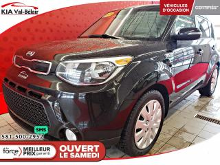Used 2015 Kia Soul *EX*SIÈGES CHAUFF*AIR*BLUETOOTH* for sale in Québec, QC