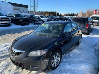 Used 2008 Mazda MAZDA3 for sale in Val-D'or, QC