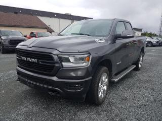 Used 2020 RAM 1500 Big Horn PRESQUE NEUF!! for sale in Val-D'or, QC