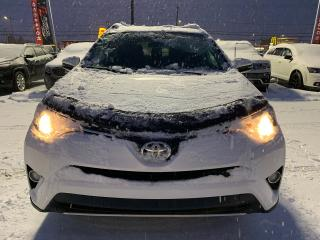 Used 2016 Toyota RAV4 XLE Démarreur à distance, pneus hiver. for sale in Val-D'or, QC