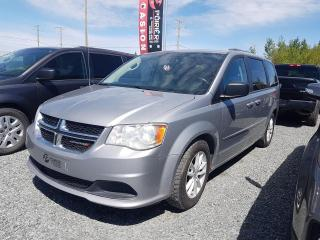Used 2015 Dodge Grand Caravan SXT for sale in Val-D'or, QC