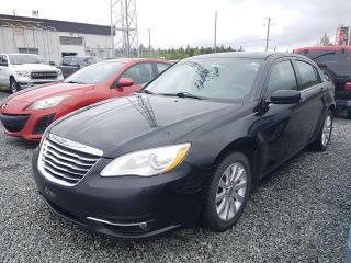 Used 2014 Chrysler 200 Touring for sale in Val-D'or, QC