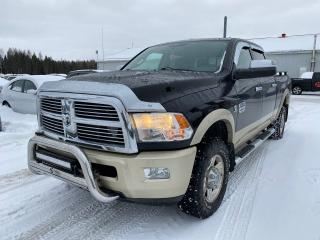Used 2012 RAM 2500 LONG HORN CUMMINS for sale in Val-D'or, QC