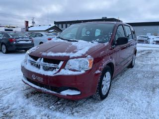 Used 2014 Dodge Grand Caravan SE for sale in Val-D'or, QC