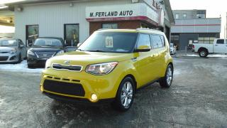 Used 2014 Kia Soul EX+ familiale 5 portes BA for sale in Sherbrooke, QC