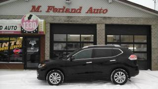 Used 2014 Nissan Rogue Traction intégrale 4 portes SV for sale in Sherbrooke, QC