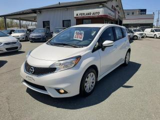 Used 2015 Nissan Versa Note SR 1.6 à hayon 5 portes BA for sale in Sherbrooke, QC