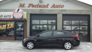 Used 2015 Hyundai Elantra Berline 4 portes, boîte automatique, GL for sale in Sherbrooke, QC
