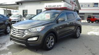 Used 2014 Hyundai Santa Fe Sport 2.4L Premium 4 portes TI for sale in Sherbrooke, QC