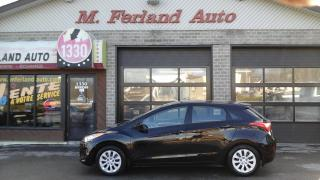 Used 2016 Hyundai Elantra GT Voiture à hayon, 5 portes, boîte manuell for sale in Sherbrooke, QC