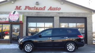 Used 2014 Nissan Pathfinder 2 roues motrices   SL for sale in Sherbrooke, QC