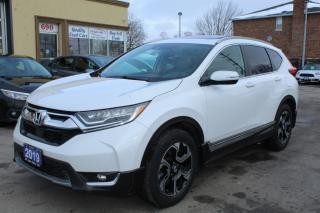 Used 2019 Honda CR-V Touring for sale in Brampton, ON