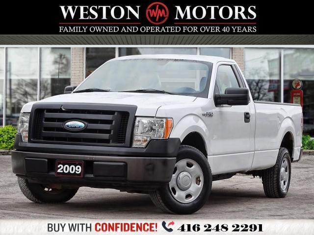 2009 Ford F-150 XL*2WD*8CYL*4.6L*REG CAB*LONG BOX!!*