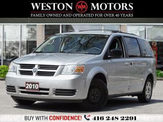 Used 2010 Dodge Grand Caravan SE*7PASS*DVD*AUX*LOCAL TRADE IN*SOLD AS IS!!!* for sale in Toronto, ON