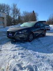 Used 2015 Mazda MAZDA3 GX for sale in Orillia, ON