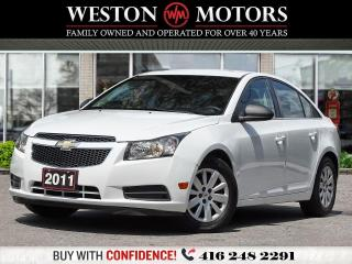 Used 2011 Chevrolet Cruze LS*POWER GROUP!!!*UNBELIEVABLE SHAPE!!* for sale in Toronto, ON