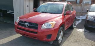 Used 2010 Toyota RAV4 4x4**Clean Carfax** for sale in Hamilton, ON
