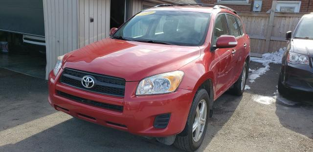 2010 Toyota RAV4 4x4**Clean Carfax**
