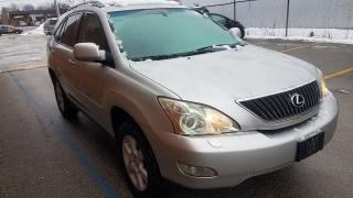 Used 2005 Lexus RX 330 ultra premium-NAVI-DVD-BACKUP CAM for sale in Oakville, ON