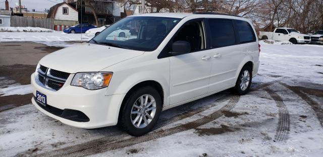 2013 Dodge Grand Caravan DVD/BACK UP CAM/ NAV POWER DOORS