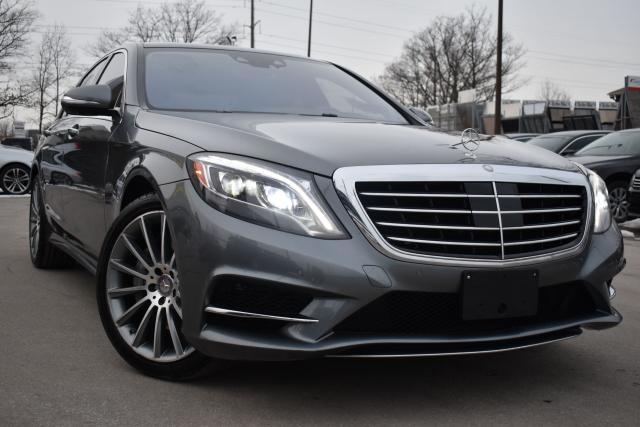 2016 Mercedes-Benz S-Class S 400 - AMG - DISTRONIC - LOADED - NO ACCIDENTS