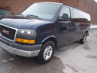 Used 2011 GMC Savana 9 PASSENGER for sale in Mississauga, ON